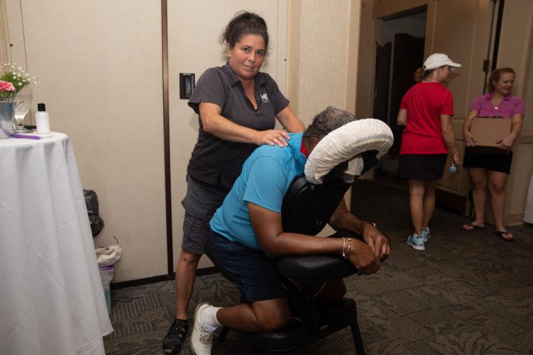 Massage Envy Complimentary Massage Therapists